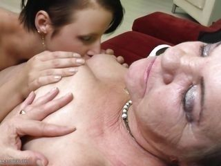 pleasing a horny granny is a sign of respect