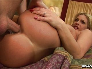 mature blonde can't let the dick go