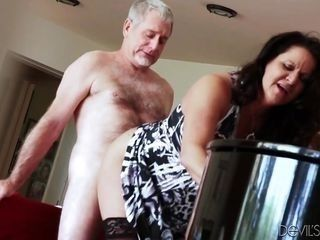 leylani enjoys a good fuck @ horny grannies love to fuck #08