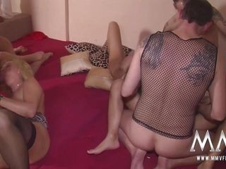mmv films amateur german orgy swinger party