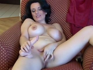 Real amateur MILF ready for hard sex